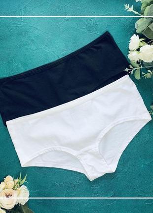 Трусики шорты h&m, размер s, женское нижнее белье