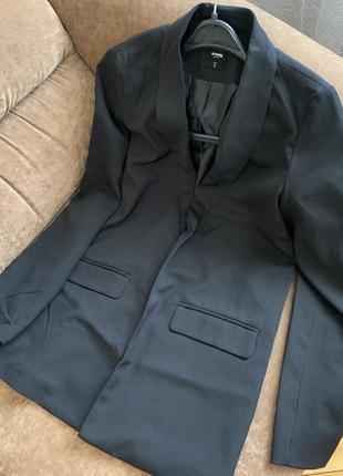 Піджак/жакет новий чорний