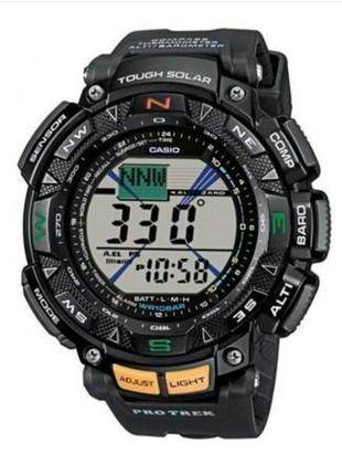 Мужские наручные часы casio prg-240-1er касио япония