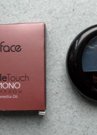 Тіні для повік topface miracle touch matte