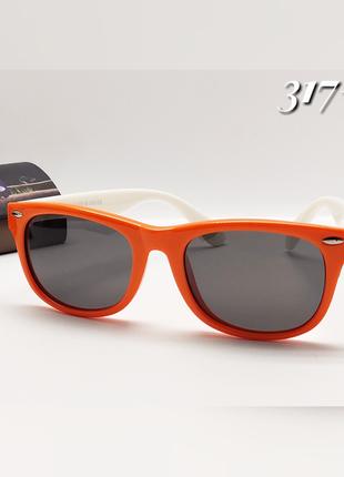 Детские очки солнцезащитные линза поляризацийна
