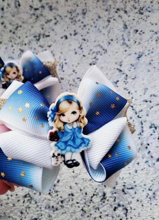 Бантики с куклой куколка в сад садик школу
