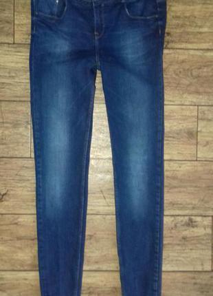 Супер джинсы  скинни zara