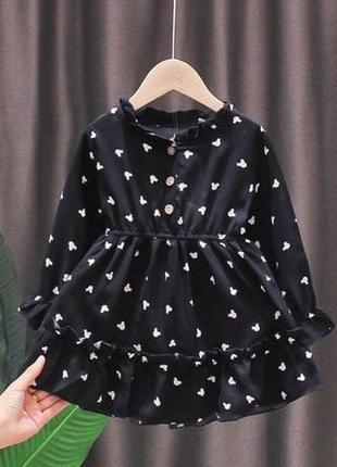 Платье для крошек