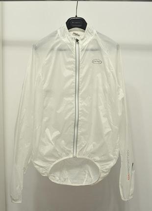 Велокуртка вітрівка ветровка дощовик дождевик northwave breeze jacket - m