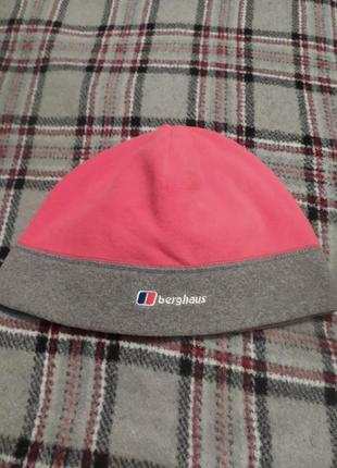 Флисовая шапка berghaus