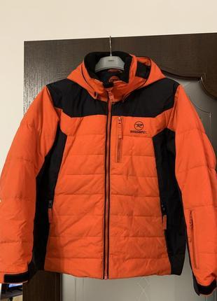 Лыжная куртка rossignol👍🏼пух