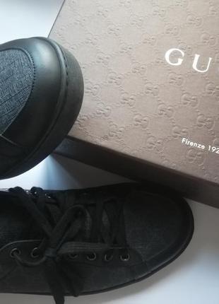 Оригинальные кроссовки gucci 325370