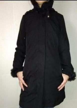 Парка/курточка длинная демисезонная