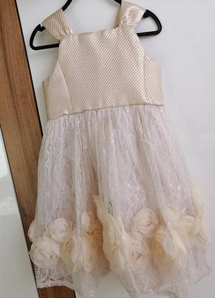 Бальне плаття, святкова сукня, платье