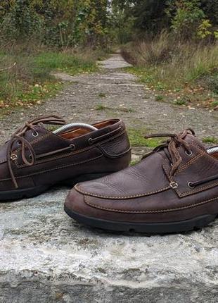 Круті чоловічі топсайдери, туфлі timberland smart