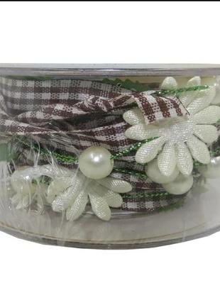Лента для упаковки и декора ,melinera
