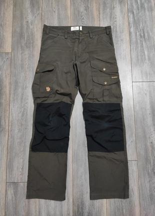 Мужские трекинговые штаны fjällräven (fjallraven) g-1000