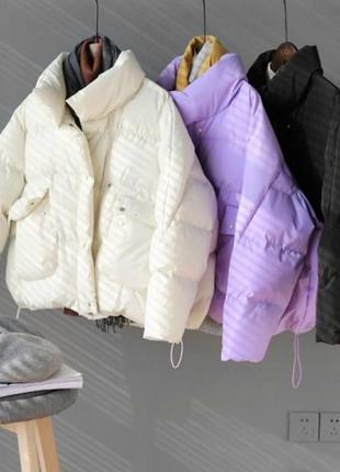 Женская куртка, дутик зима