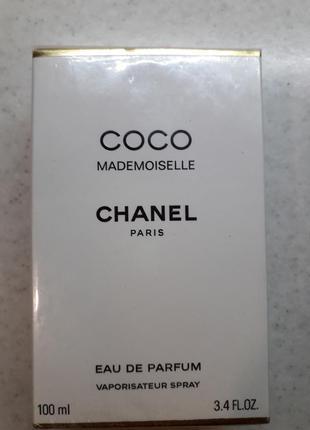 Chanel coco духи франция
