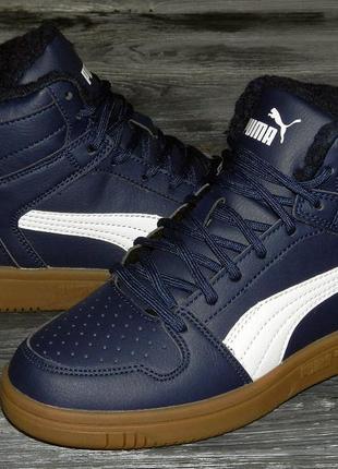 Puma rebound ! оригинальные, стильные невероятно крутые кроссовки