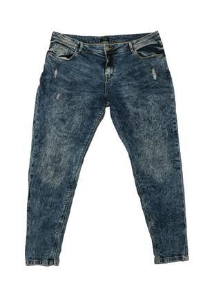 Джинсовые штаны f&f брюкки