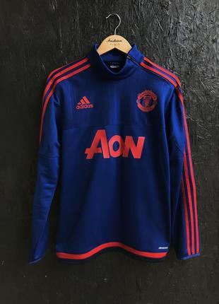 Adidas manchester united мужска кофта