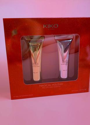 Подарочный набор маска для лица kiko milano