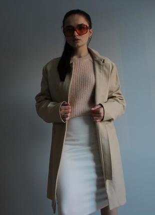 Ідеальне стильне пальто lacoste