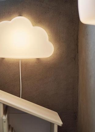 Светильник ночник настенный из ikea