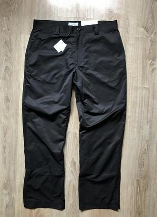 Мужские спортивные демисезон брюки calvin klein 34