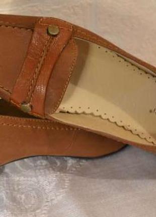 """Р.36,5 италия,""""roberto santi"""",100% натуральная кожа! изысканные классические туфли"""