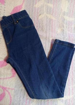 Джеггинсы джинсы
