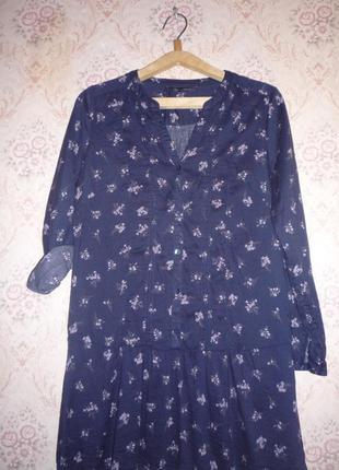 Актуальное легкое рубашка вискоза 50-хлопок 50
