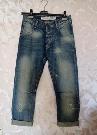 Фирменные джинсы zu+elements, р. м, италия