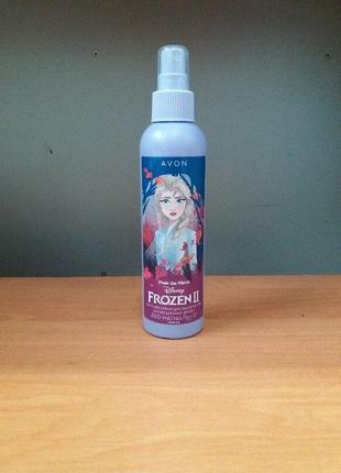 -55% детский спрей для облегчения расчесывания волос frozen avon эйвон ейвон