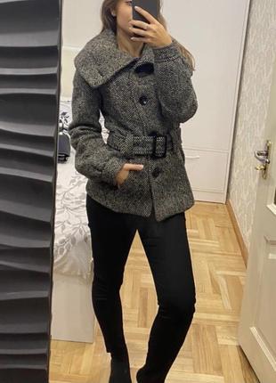 Пальто с объёмными рукавами h&am