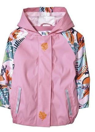 Куртка непромокаемая непромокаюча дождевик дощовик грязепруф защита от дождя