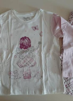 Пижама для девочки , детская пижама