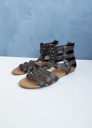 Женские сандалии босоножки natural moda