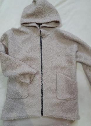 Кофта.куртка.барашка.