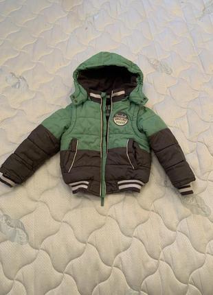 Куртка -жилетка