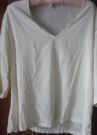 Шелковая блуза, 100% шелк nulu