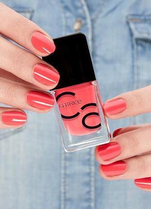Лак для ногтей iconails catrice