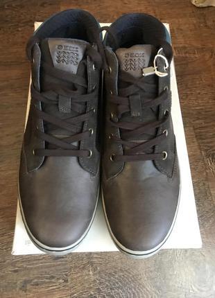 Новые ботинки geox и.40 оригинал