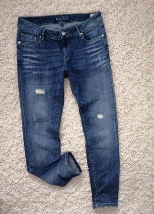 Классные женские джинсы слим charles vogele 42 в прекрасном состоянии