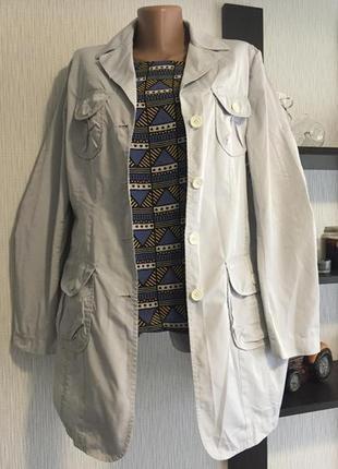 Куртка ветровка geox небольшой дефект