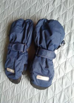 Краги  непромокаемые рукавицы мембранные reima tec