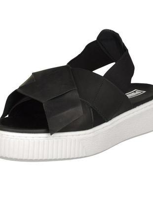 Кожаные сандалии puma