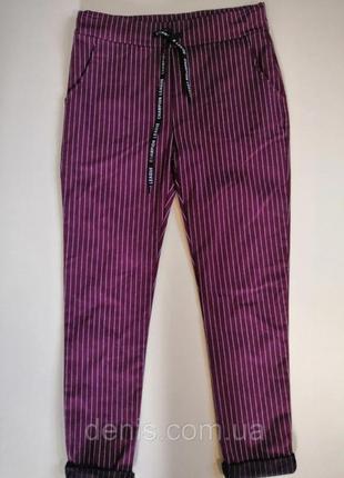 Идеальные повседневные брюки италия