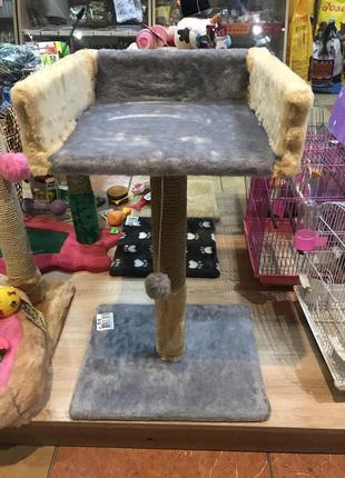 Лежак когтеточка  для кошек