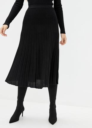 Изящная вязанная юбка! 4 расцветки, супер цена!