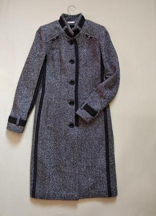 Шерстяное пальто volsar s-m