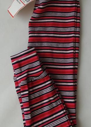 Пижамные штаны подштанники 3-4 года 104 см next