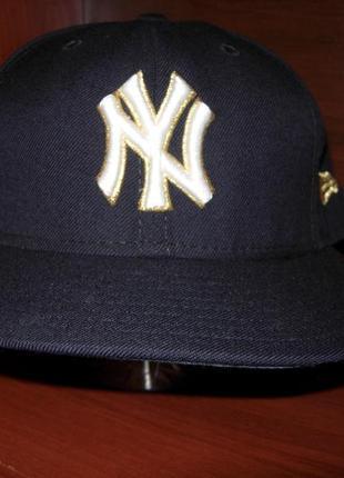 Бейсболка new york yankees,фирмы new era.